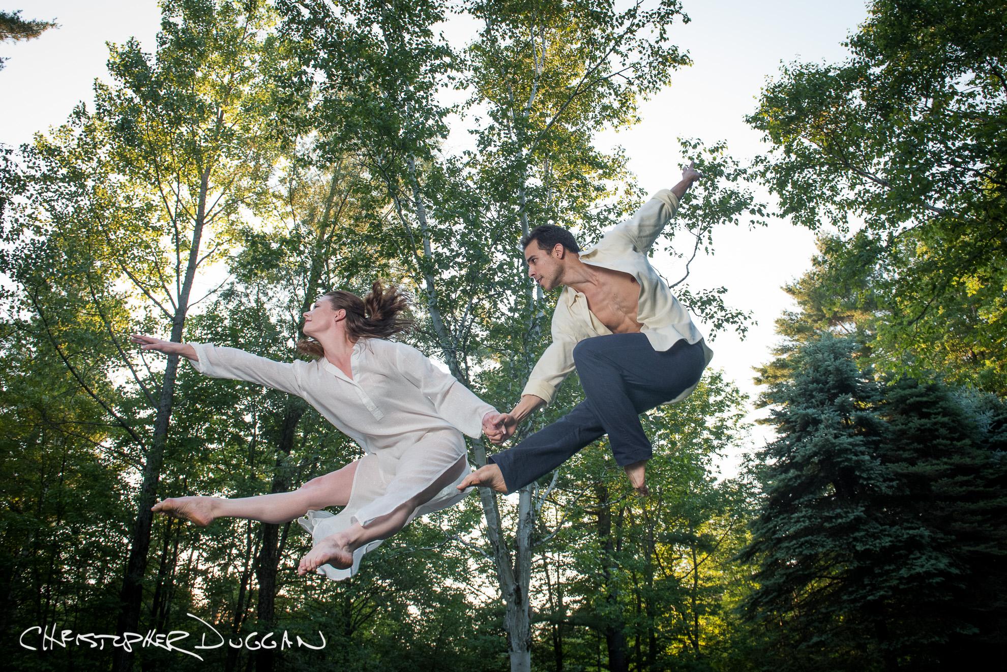 Paul Taylor Dance photos by Christopher Duggan Photography
