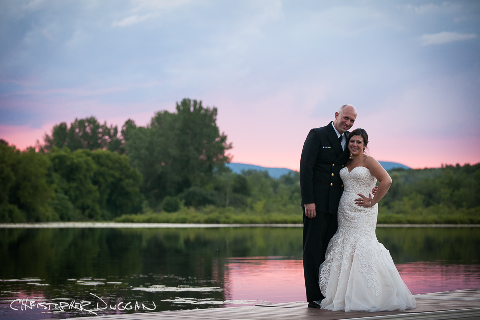 Rebekah & Jeremy | Pittsfield Country Club Wedding Photos