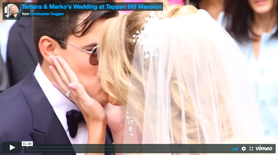 Tamara & Marko | Tappan Hill Wedding Film
