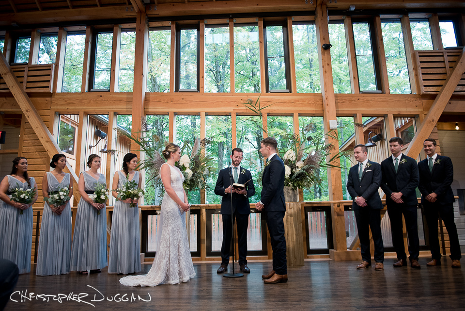 Carrie & Jasper | Jacob's Pillow Wedding
