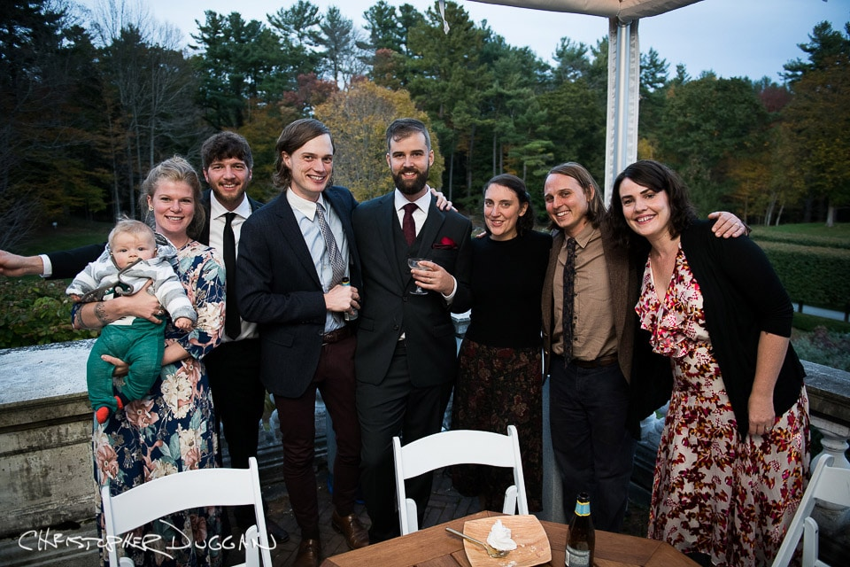 Grace & Jason's wedding at The Mount by Christopher Duggan