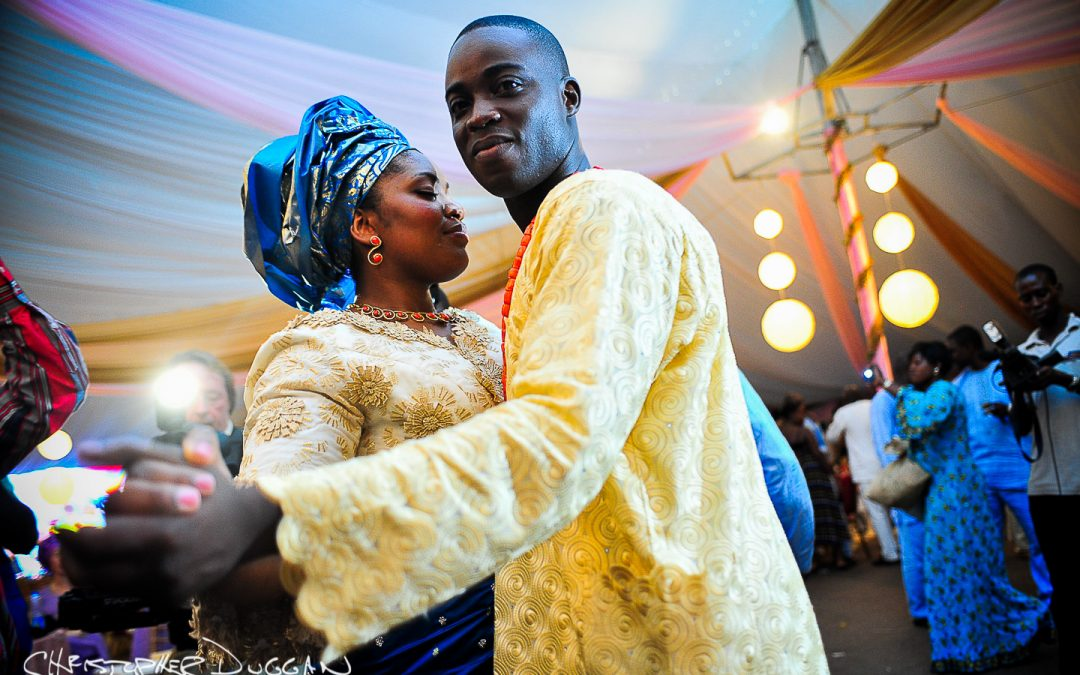 Feeling Nostalgic | A Traditional African Wedding