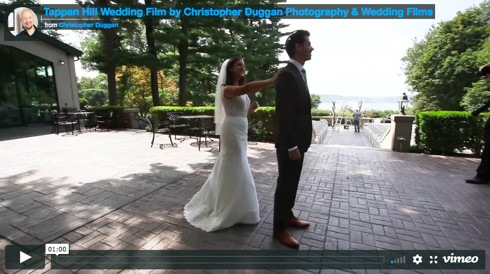 Becky & Nisan | Abigail Kirsch at Tappan Hill Wedding Film Trailer
