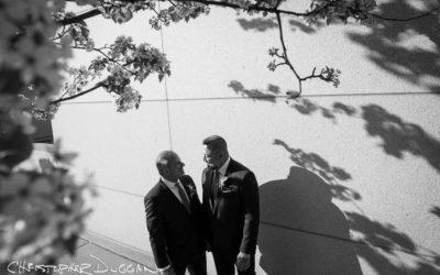 New York Wedding at Wagner Hotel | Tim & Joe
