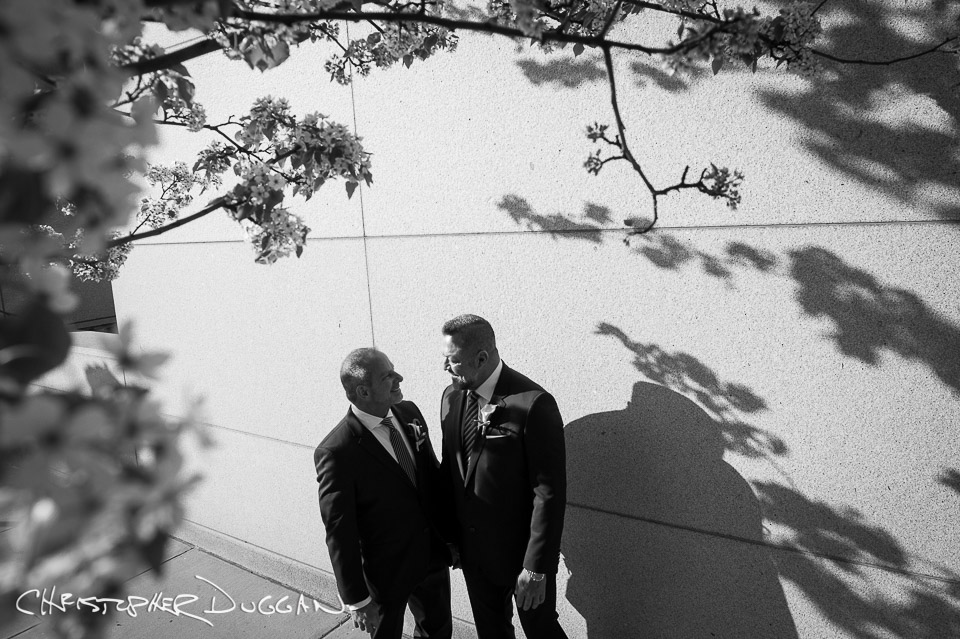 NY Wagner Hotel wedding - Tim & Joe
