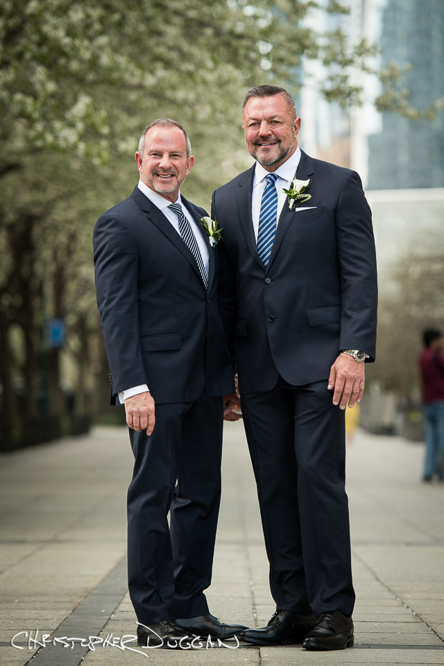 New York City NY Wagner Hotel wedding photographer Christopher Duggan - Tim & Joe 2018-958