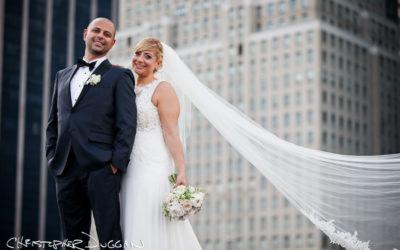 Tribeca Rooftop Wedding | Lucy & Ara