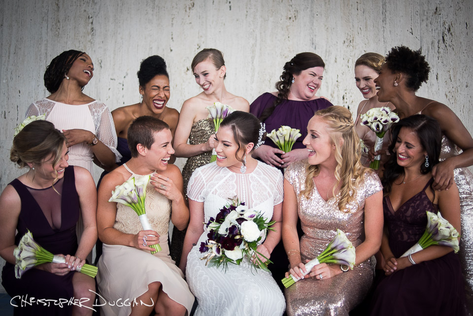 Loews Philadelphia wedding | Sarah & Justin