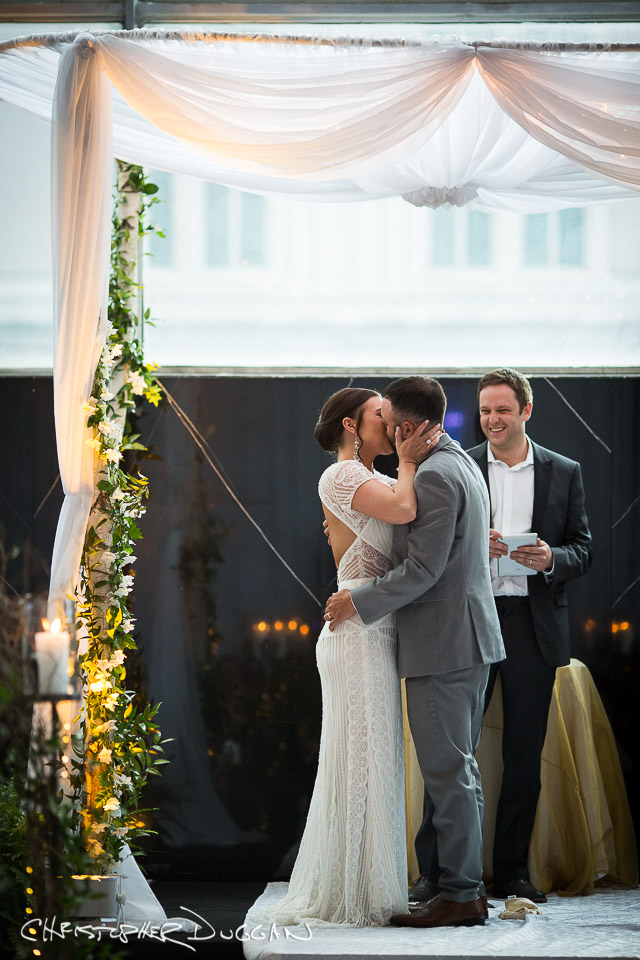 Loews Philadelphia wedding | Sarah & Justin