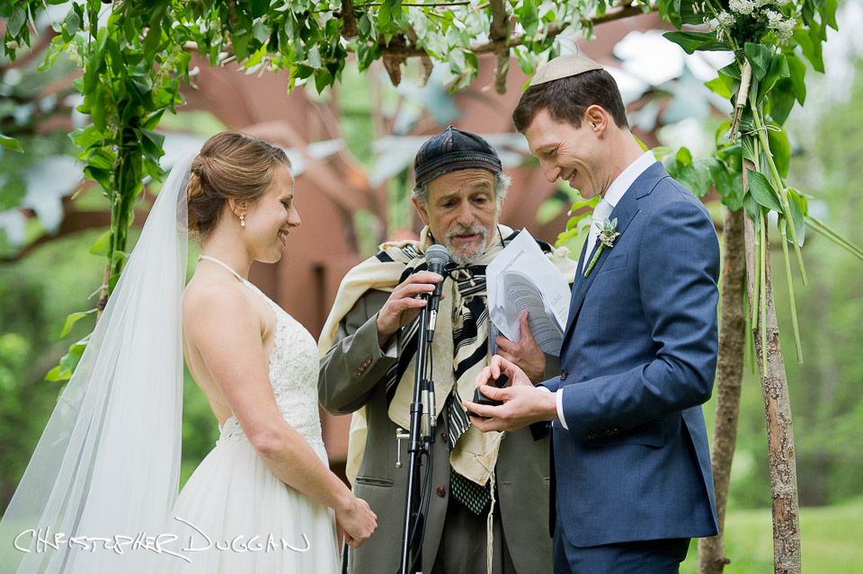Eisner Camp wedding | Astrid & Eli