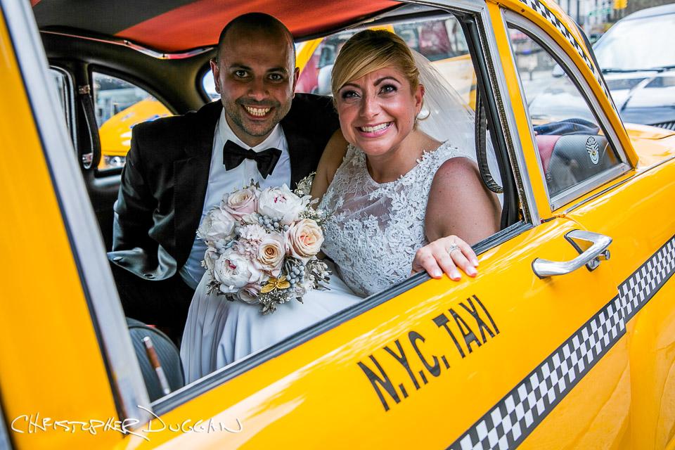 Lucy & Ara | Tribeca Rooftop Wedding Film