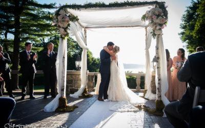 Abigail Kirsch at Tappan Hill Mansion Wedding Film | Sara & Mason