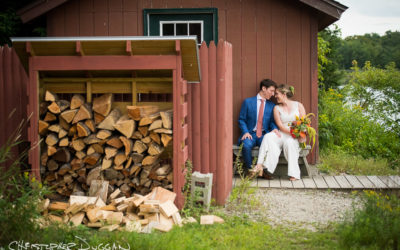 Sarah & Josh | Chimney Corners Camp Wedding