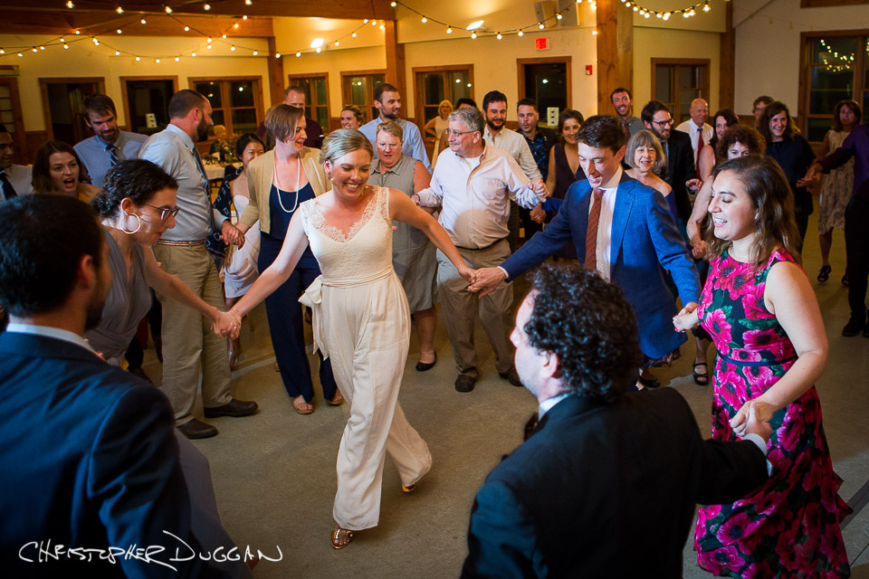 Sarah & Josh | Chimney Corners Camp Wedding