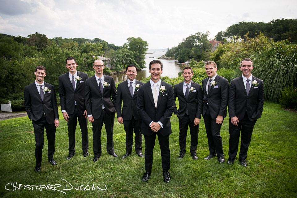 Lindsay & Matt | Hampshire Country Club Wedding