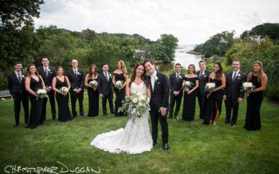 Lindsay & Matt | Hampshire Country Club Wedding