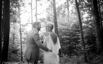 Colleen & Rob | Chesterwood Wedding Photos in the Berkshires