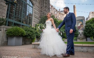 Stacy & Andrew | Guastavino's Wedding Photos