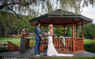 Hillary & Alex's Wedding Film at Timber Lake Camp