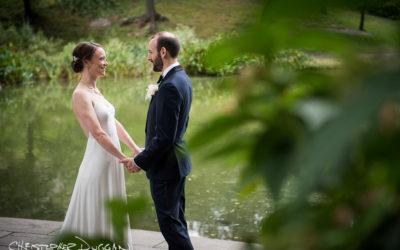 Kate & Brad | Central Park Wedding
