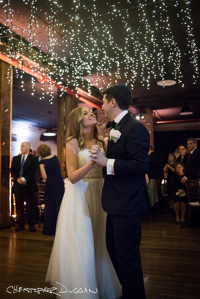 Liberty Warehouse Wedding | Christopher Duggan Photography