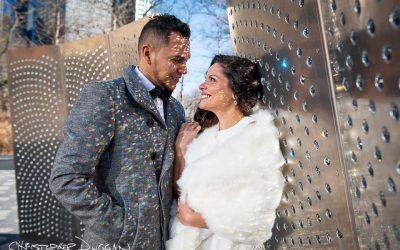 Pier A NYC Wedding | Alessandra & Victor