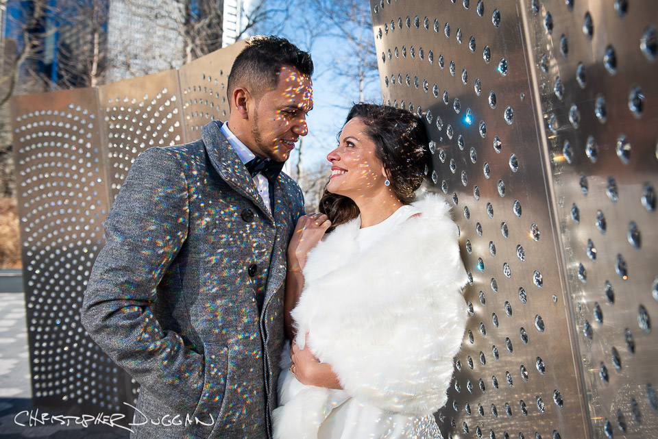 Pier A NYC Wedding | Alessandra & Victor