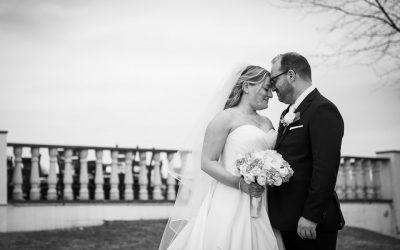 Davenport Mansion Wedding | Jen & Jeff