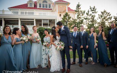 Jenna & Toku | Wedding at Mallard Island Yacht Club