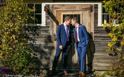 Jordan & Christopher | Wedding at Gedney Farm