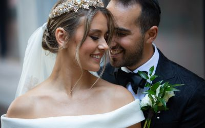 Lena & Ben's Micro-Wedding | William Vale Hotel in Williamsburg, NY