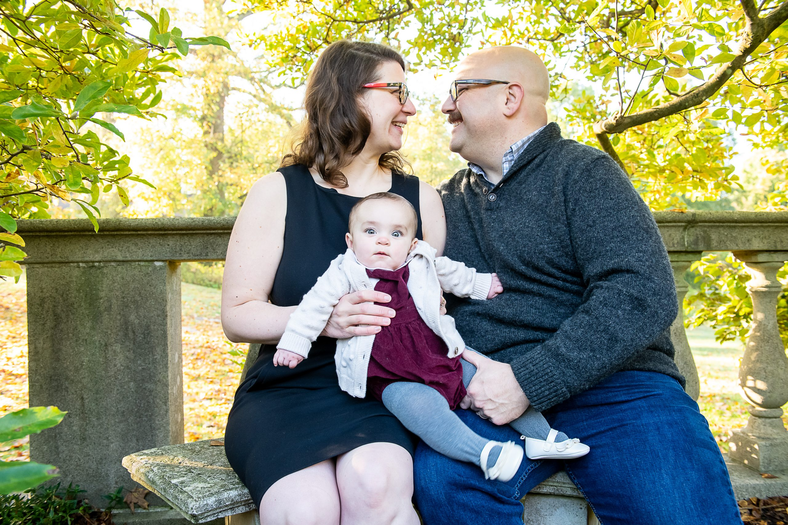 Family Portraits in Stamford, CT. Photography by Christopher Duggan