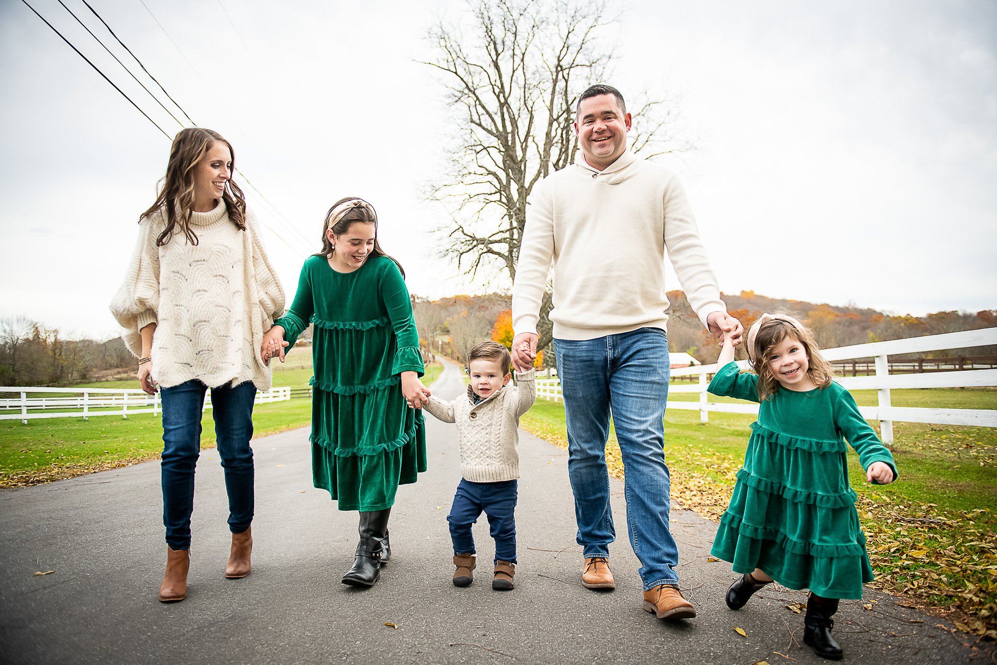 Family Photos in Connecticut; Photography by Christopher Duggan