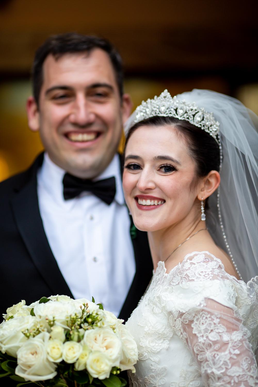 Alexis & Pat's Micro-Wedding in Bryn Athyn, PA; Wedding Photography by Christopher Duggan