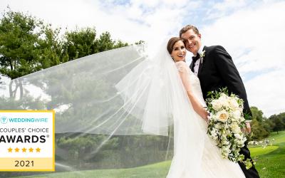 WeddingWire Couples' Choice Award Winner 2021