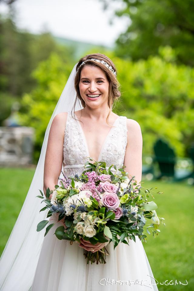 Becky and Blake | Wedding at the Onteora Mountain House