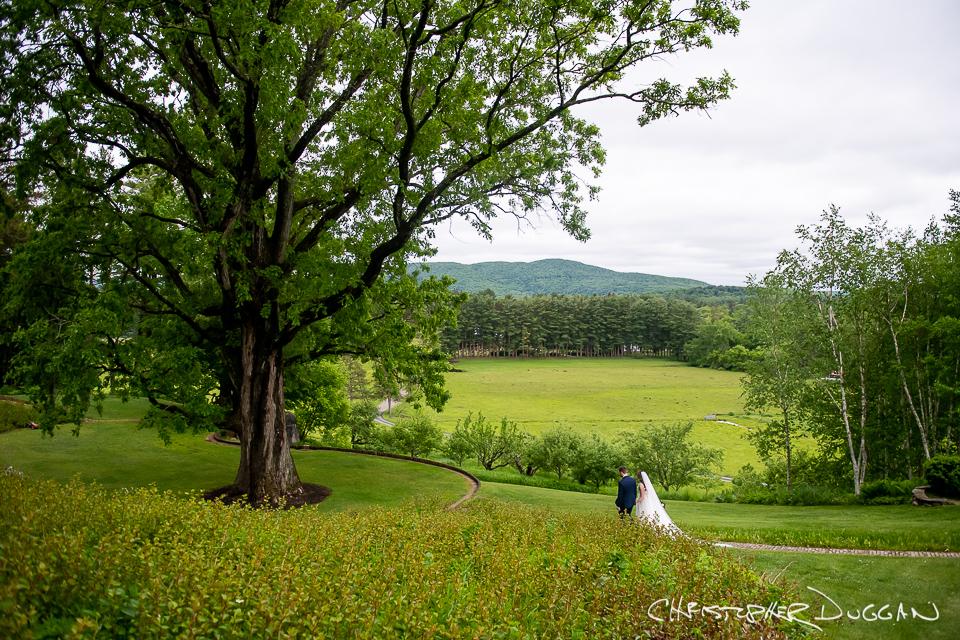 wedding at Onteora Mountain House