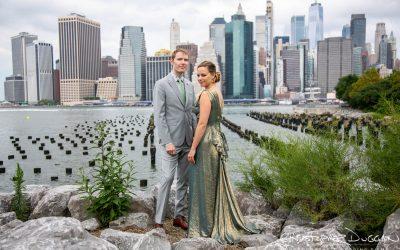 Audrey & Alex | An Intimate Brooklyn Elopement